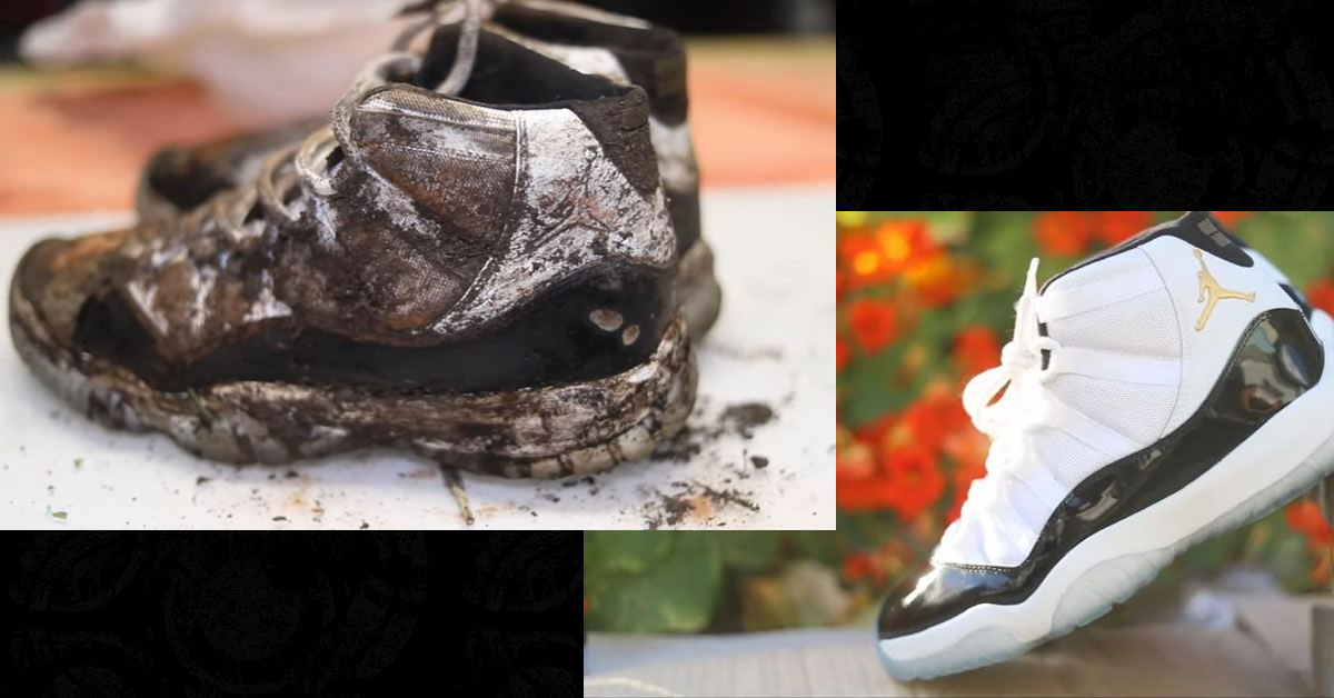 The next pair of high priced shoes you buy may just be refurbished. Check this video