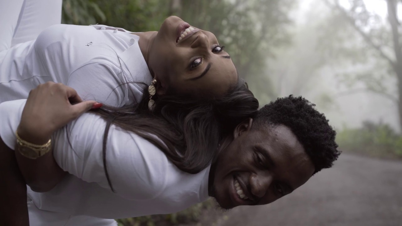 Romain Virgo engaged to long time gal pal