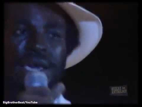 A throwback to Reggae SunSplash 1988 with the unique style of Eek-A-Mouse